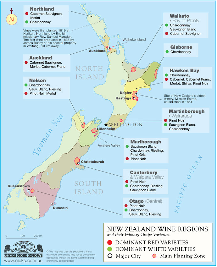developments in new zealand s wine industry Hr manager at form building & developments ltd: payroll specialist at delegat's wine estate marlborough & tasman, new zealand industry government administration.